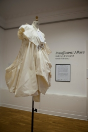 Insufficient Allure installation, image courtesy of Jamie Collier