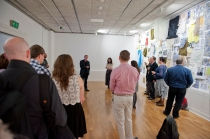Barber Swindells artists' talk