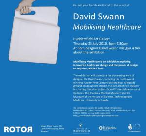 Mobilising Healthcare e-flyer